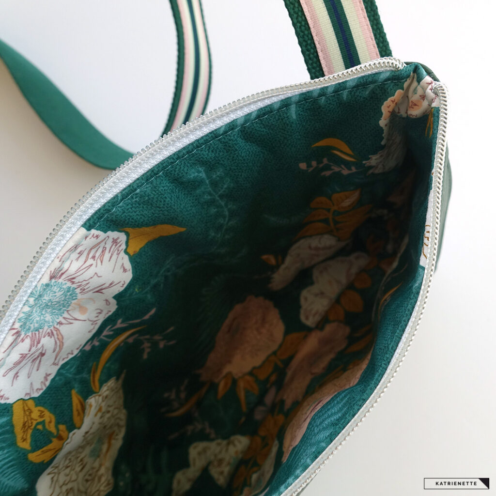 cosynette tas patroon patronen tassen crossbody schoudertas naai naaien pattern patterns bag sew sewing bags handleiding tutorial photo picture foto foto's